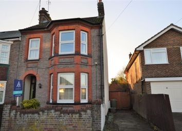 Thumbnail 5 bed semi-detached house for sale in Burr Street, Dunstable