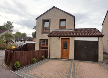 Thumbnail 3 bed detached house for sale in Blackwell Court, Inverness