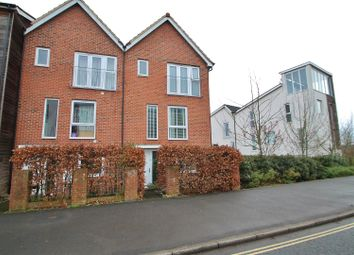 Thumbnail 4 bed end terrace house for sale in Banbury Way, Basingstoke