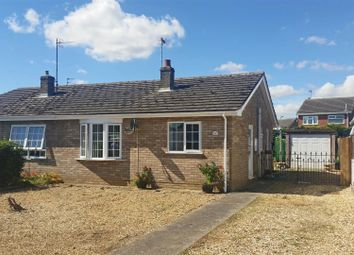 Thumbnail 2 bed semi-detached bungalow for sale in Maple Way, Donington, Spalding