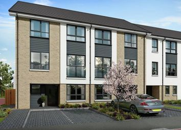 "Thumbnail 4 bedroom town house for sale in ""The Cramond"" at Dalgleish Drive, Bearsden, Glasgow"