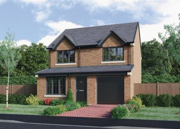 "Thumbnail 3 bedroom detached house for sale in ""The Larkin"" at Roundhill Road, Hurworth, Darlington"