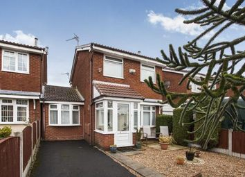 Thumbnail 3 bed link-detached house for sale in Shelley Street, Leigh, Greater Manchester, .