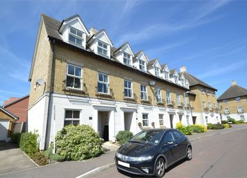 Thumbnail 3 bed end terrace house for sale in Robin Crescent, Stanway, Colchester, Essex