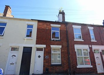 Thumbnail 2 bed terraced house to rent in Richmond Street, Penkhull, Staffordshire