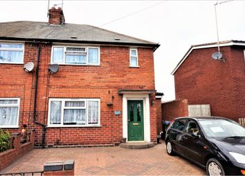 Thumbnail 3 bed semi-detached house for sale in Farm Street, West Bromwich