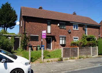 Thumbnail 3 bed semi-detached house for sale in Hampshire Road, Droylsden, Manchester