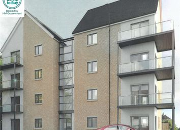 Thumbnail 2 bed flat for sale in The Embankment, Scholeys Wharf, Mexborough, South Yorkshire