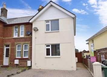 Thumbnail 2 bed semi-detached house for sale in North Street, Sandown, Isle Of Wight