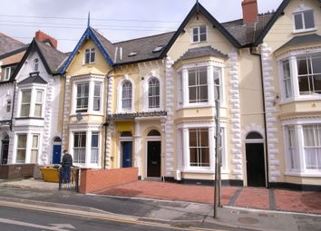 Thumbnail 1 bedroom flat to rent in Bath Street, Rhyl