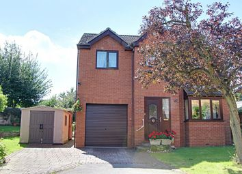 Thumbnail 4 bed detached house for sale in Lytham Avenue, Dinnington, Sheffield