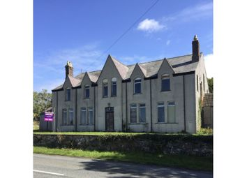 Thumbnail 3 bed detached house for sale in Amlwch Road, Llannerchymedd