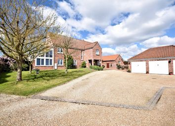Thumbnail 5 bedroom detached house for sale in Hill Paddocks, Lyng, Norwich
