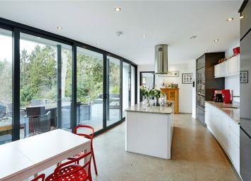Thumbnail Detached house for sale in Birchin Cross Road, Knatts Valley, Sevenoaks, Kent
