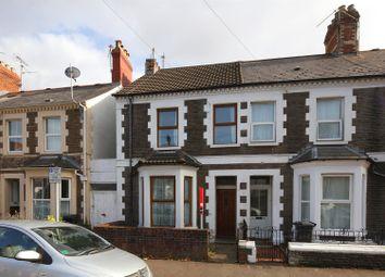 Thumbnail 3 bedroom end terrace house for sale in Arran Street, Roath, Cardiff