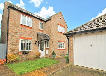 Thumbnail 4 bed detached house for sale in The Sunflowers, Swindon