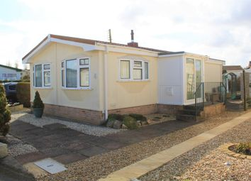 Thumbnail 2 bed mobile/park home for sale in Sycamore Close, Oaktree Park, Locking
