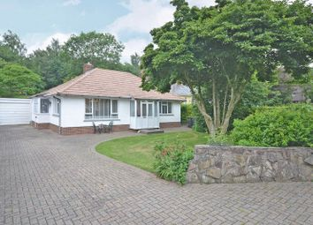 Thumbnail 3 bedroom detached bungalow for sale in Outstanding Detached Bungalow, Catsash Road, Langstone Chain Free