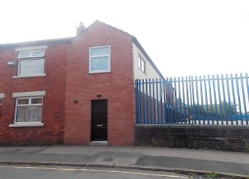 Thumbnail 2 bedroom end terrace house for sale in Cemetery Road, Preston, Preston