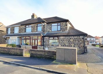 Thumbnail 5 bed semi-detached house for sale in Wrose Mount, Shipley