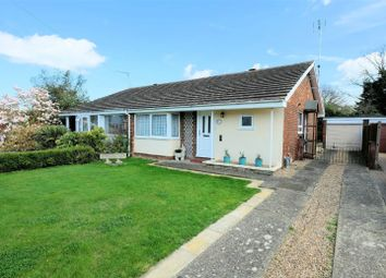 Thumbnail 2 bed semi-detached bungalow for sale in Spire Avenue, Whitstable, Kent