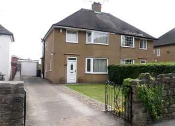 Thumbnail 3 bed semi-detached house to rent in Foljambe Avenue, Walton, Chesterfield
