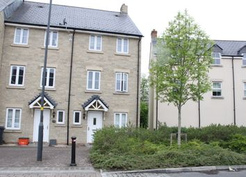 Thumbnail 4 bedroom town house to rent in Thursday Street, Swindon