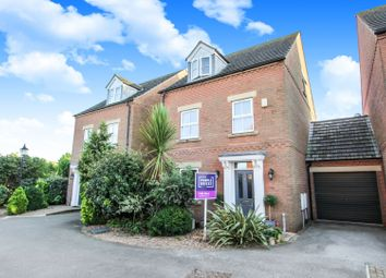 Thumbnail 4 bed detached house for sale in The Hedgerows, Cliffe