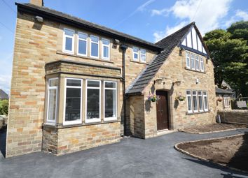 Thumbnail 4 bed detached house for sale in Church Lane, Clayton West, Huddersfield