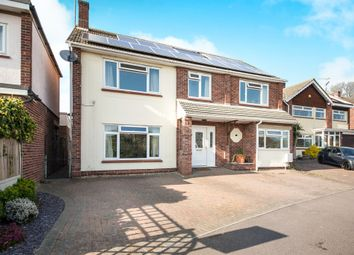 Thumbnail 5 bedroom detached house for sale in Gordon Road, Dovercourt, Harwich