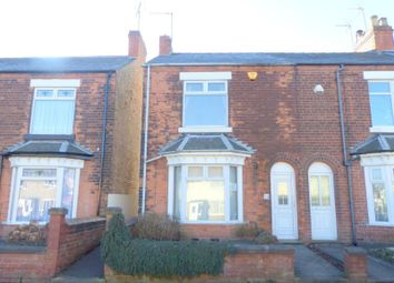 Thumbnail 2 bed terraced house to rent in Debdale Lane, Mansfield, Nottinghamshire