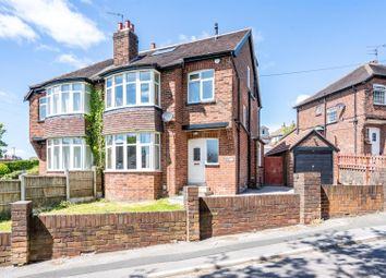 Thumbnail 4 bed semi-detached house for sale in Birchwood Mount, Shadwell, Leeds