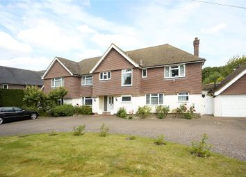 Thumbnail 6 bed detached house for sale in Golf Side, Cheam, Sutton