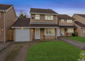 Thumbnail 3 bed link-detached house for sale in Whittle Close, Cheltenham