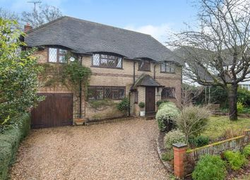 Thumbnail 6 bed detached house for sale in Oxshott, Leatherhead, .