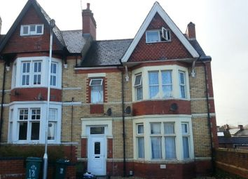 Thumbnail Studio to rent in Clifton Place, Newport