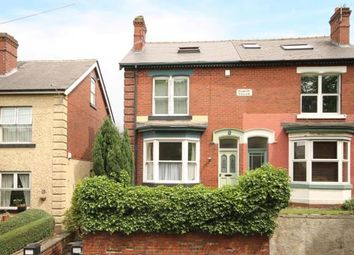 Thumbnail 3 bed semi-detached house for sale in Derbyshire Lane, Sheffield, South Yorkshire