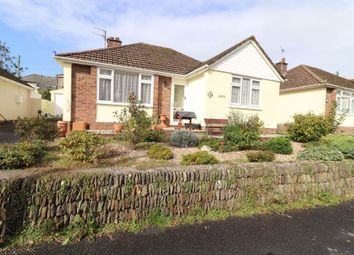 Thumbnail 2 bedroom detached bungalow for sale in Caen Field, Braunton