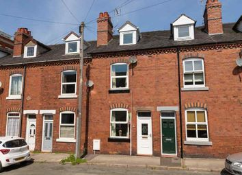 Thumbnail 4 bed terraced house for sale in Waterloo Street, Leek