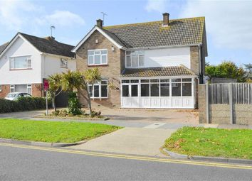 Thumbnail 4 bed detached house for sale in Maplin Way, Thorpe Bay, Essex