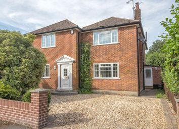 Thumbnail 5 bed detached house for sale in Rushington Avenue, Totton, Southampton