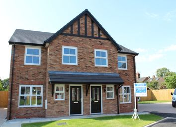 Thumbnail 3 bed semi-detached house to rent in Judson Close, Nantwich, Cheshire