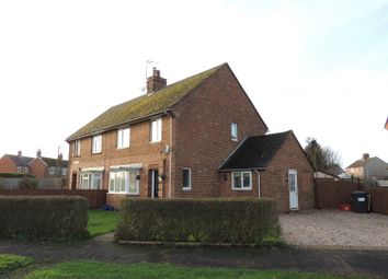 Thumbnail 3 bed semi-detached house to rent in The Causeway, Byfield, Daventry