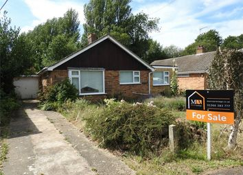 Thumbnail 3 bed detached bungalow for sale in Rye Close, Shouldham, King's Lynn