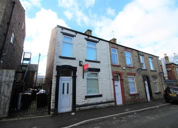 Thumbnail 3 bed terraced house to rent in Queen Street, Shaw