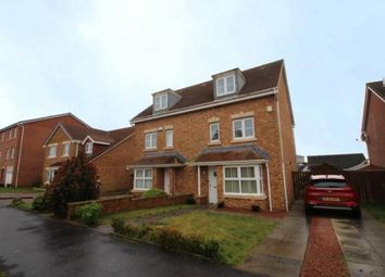 Thumbnail 4 bedroom semi-detached house for sale in Linkwood Road, Airdrie, North Lanarkshire