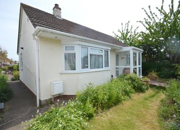Thumbnail 3 bed detached bungalow for sale in Bowhay Lane, Exeter, Devon