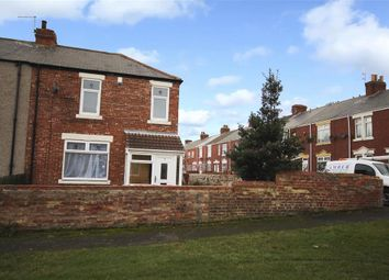 Thumbnail 2 bedroom end terrace house for sale in Percy Street, Ashington