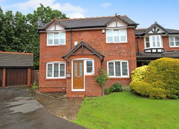 Thumbnail 3 bed detached house for sale in Cuthbert Road, Cheadle