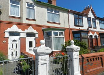 Thumbnail 3 bed terraced house for sale in Warren Avenue North, Fleetwood